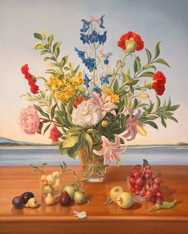 Fleurs dessin couleur - Dessin de fleur en couleur ...
